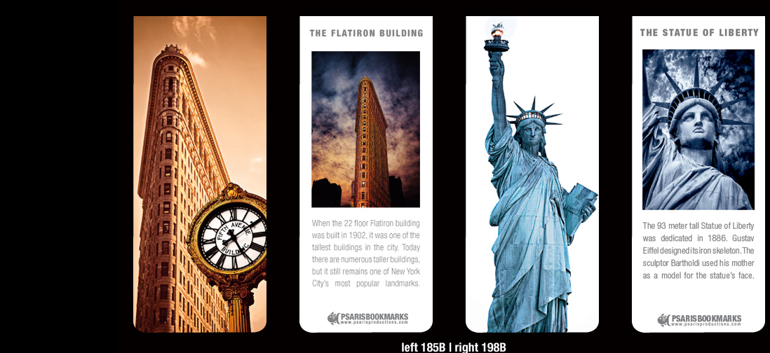 Magnetic-Bookmarks-New-York | Psaris-Productions