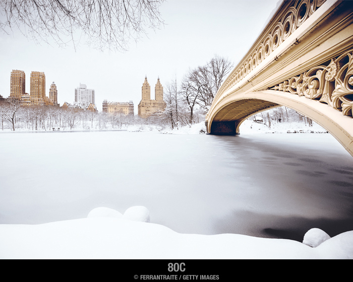 NY-Holiday-Card-Central-Park-Arch-Bridge