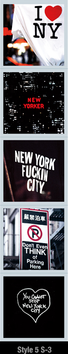 New York Magnet Set | Psaris Productions