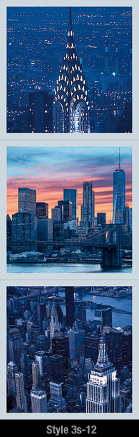 NY-Refrigerator-Magnet-Set | Psaris Productions
