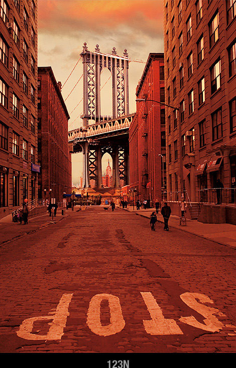 New York Postcards | Psaris Productions