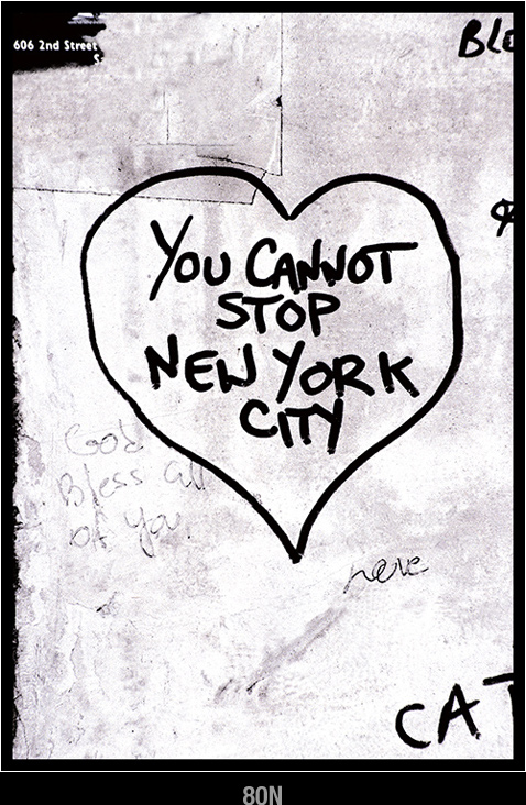 NYC Postcards | Psaris Productions