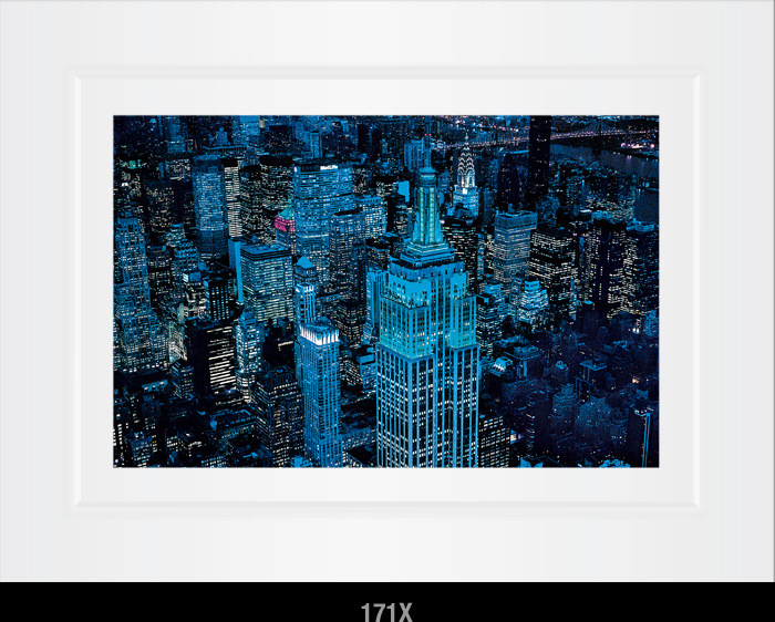 NYC Blank Note Cards | Psaris Productions