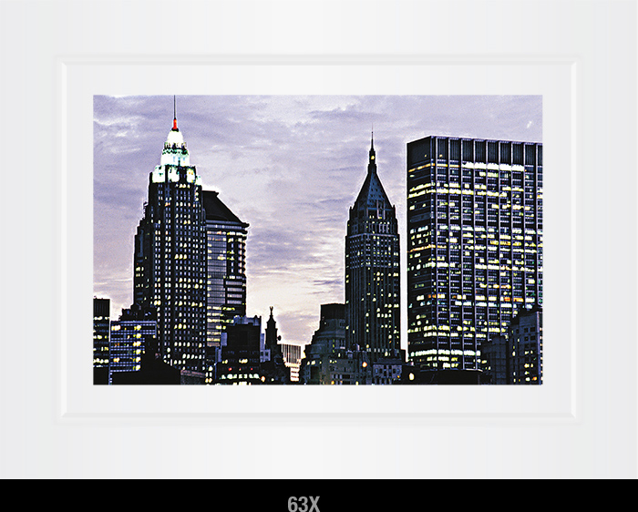 New York Blank Note Cards | Psaris Productions