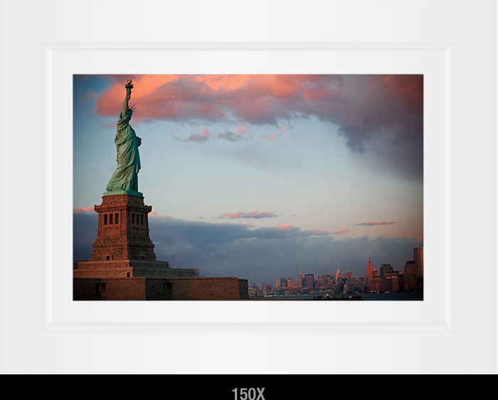 NY Blank Notecards | Psaris Productions