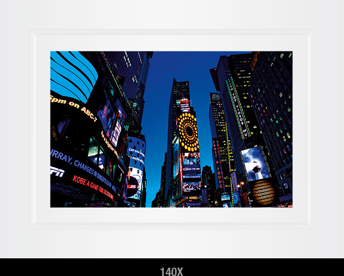 NYC Blank Notecards | Psaris Productions