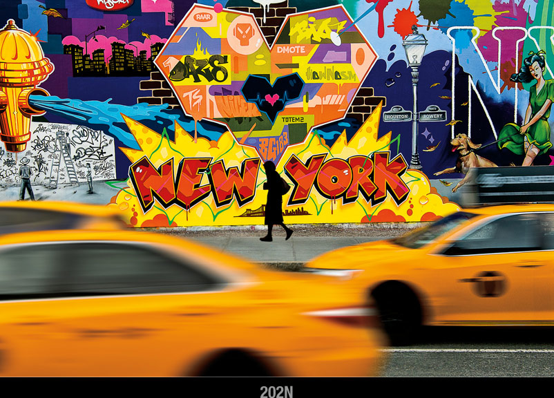 New-York-postcard-Graffiti-NY