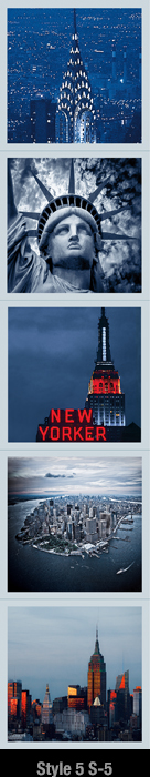 NY Magnet Set | Psaris Productions