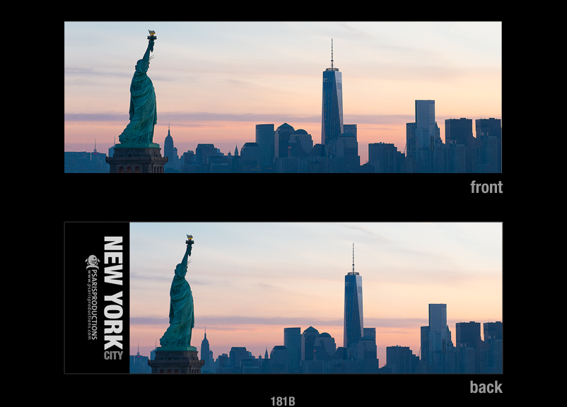 horizontal_flatbookmark_181B_Sunrise-in-Manhattan